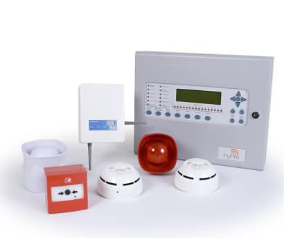 Fire Alarms and components