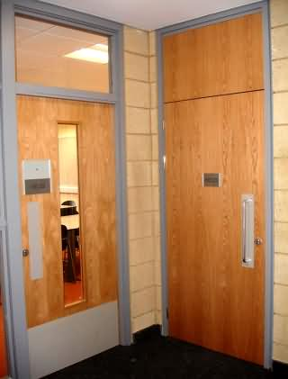 Supply and Fit Fire Doors